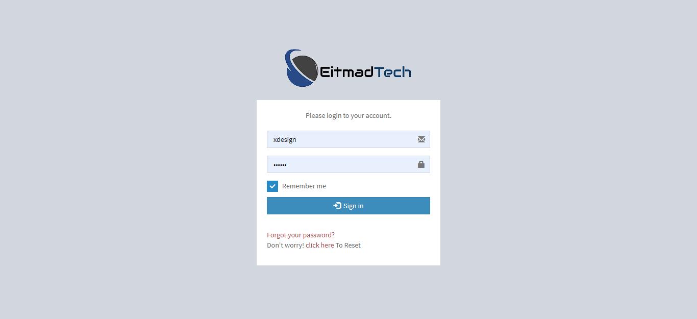 EitmadTech POS